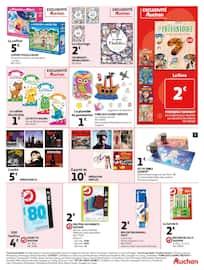 Catalogue Auchan en cours, La folie des mini prix, Page 7