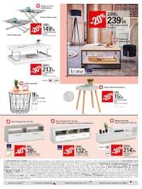 Catalogue But en cours, Inspirez-vous à petits prix : spécial séjours et cuisine, Page 25