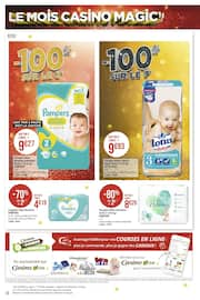 Catalogue Casino Supermarchés en cours, Le mois Casino magic !!, Page 38