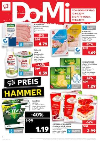 Aktueller Kaufland Prospekt, Lust auf Sommer, Seite 2