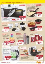 Aktueller Netto Marken-Discount Prospekt, Weihnachts-Vorboten, Seite 37