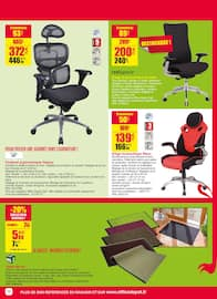 Catalogue Office DEPOT en cours, On va finir par croire au père noël !, Page 12