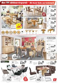 Aktueller porta Möbel Prospekt, Preissturm 25% auf Ihren Möbelkauf, Seite 9