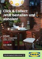 Aktueller IKEA Prospekt, Entdecke viele tolle Angebote für Garten und Balkon, Seite 1