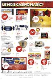 Catalogue Casino Supermarchés en cours, Le mois Casino magic !!, Page 2