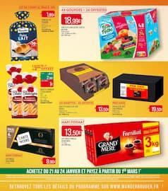 Catalogue Supermarchés Match en cours, Achetez en gros, économisez en grand !, Page 7