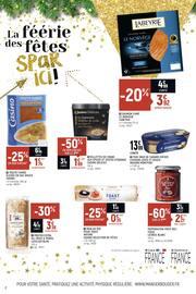 Catalogue Spar en cours, Spar ici ! La magie de Noël, Page 2