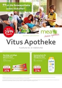 mea - meine apotheke - Unsere Juli-Angebote