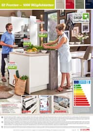 Aktueller Höffner Prospekt, Küchen-Spezial, Seite 15