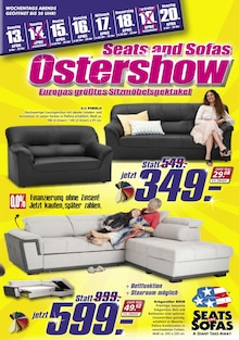 Seats and Sofas - Ostershow