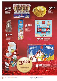 Catalogue Migros France en cours, Un Noël en chocolats, Page 2
