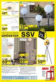 Aktueller XXXLutz Möbelhäuser Prospekt, Deutschlands größter SSV, Seite 12