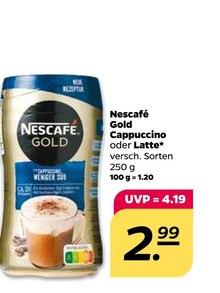 Kaffee von Nescafé Gold im aktuellen NETTO mit dem Scottie Prospekt für 2.99€