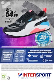 Catalogue Intersport en cours, Sneakers addict, Page 4