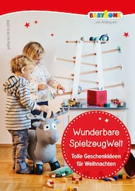 Aktueller BabyOne Prospekt, Wunderbare SpielzeugWelt, Seite 1