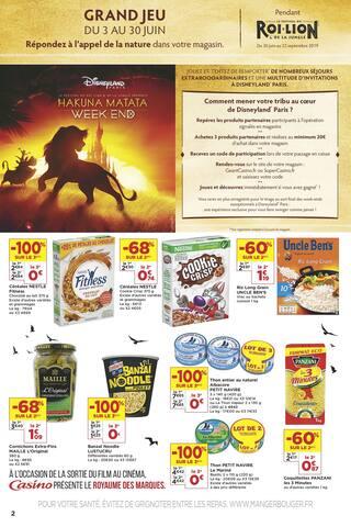 Catalogue Casino Supermarchés en cours, L'évènement promo de l'année - Épisode 3, Page 2