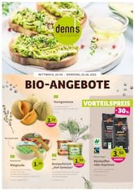 Aktueller denn's Biomarkt Prospekt, BIO-ANGEBOTE, Seite 1