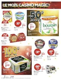 Catalogue Géant Casino en cours, Le mois Casino magic !!, Page 42