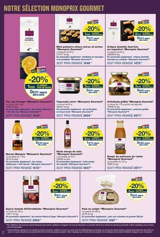 Catalogue Monoprix en cours, Eh ben ça promo, Page 2