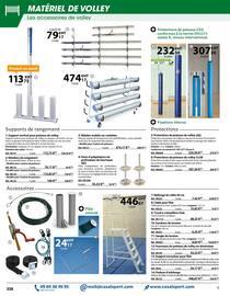 Catalogue Casal Sport en cours, Équipement de terrain, Page 24