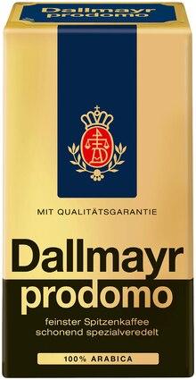 Kaffee von Dallmayr Prodomo im aktuellen REWE Prospekt für 3.89€