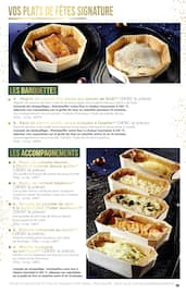 Catalogue Casino Supermarchés en cours, Les plaisirs gourmands, Page 15