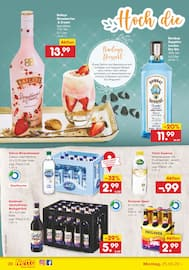 Aktueller Netto Marken-Discount Prospekt, Wir wünschen schöne und gesunde Pfingsten, Seite 20