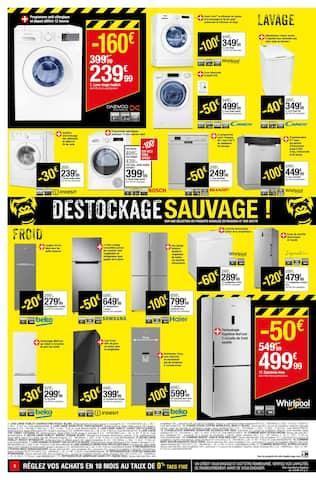 Catalogue But en cours, Déstockage sauvage !, Page 2