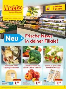 Netto Marken-Discount, FRISCHE NEWS IN DEINER FILIALE! für Berlin