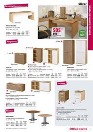 Catalogue Office DEPOT en cours, Catalogue Mobilier, tout pour votre bureau, Page 45