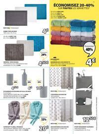 Catalogue Jysk en cours, Offres exceptionnelles, économisez jusqu'à 50%, Page 13