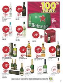 Catalogue Géant Casino en cours, 6 semaines de fête et de promos !, Page 37