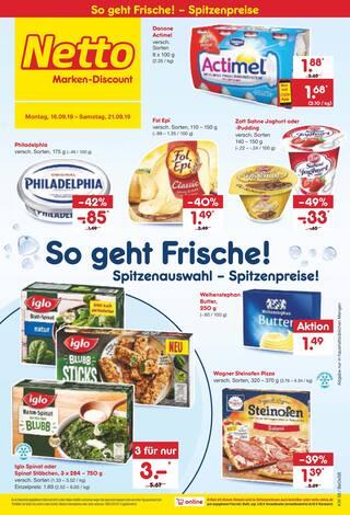 Aktueller Netto Marken-Discount Prospekt, Unsere Markenstars, Seite 33