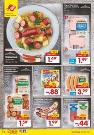 Aktueller Netto Marken-Discount Prospekt, Spar dir das Monatsende, Seite 8