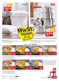 Aktueller XXXLutz Möbelhäuser Prospekt, Deutschlands bester Preis, Seite 34