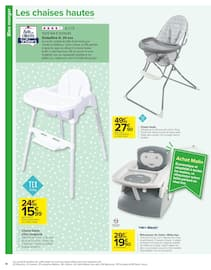 Catalogue Carrefour en cours, Vive les parents malins, Page 10
