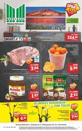 Aktueller Marktkauf Prospekt, Spar jetzt!, Seite 1