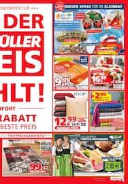 Aktueller Segmüller Prospekt, Großmöbel + Comfort Plan, Seite 3
