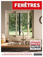 Catalogue Brico Dépôt en cours, Fenêtres, Page 1