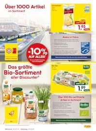 Aktueller Netto Marken-Discount Prospekt, Wiedereröffnung - 10% auf alles, Seite 6
