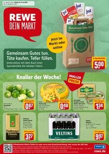 Bier im REWE Prospekt Angebote im Markt auf S. 0