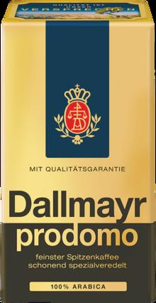 Kaffee von Dallmayr prodomo im aktuellen NETTO mit dem Scottie Prospekt für 3.49€