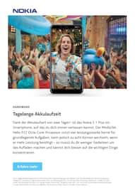 Aktueller Nokia Prospekt, NOKIA 3.1 Plus - Größer und besser als je zuvor, Seite 5