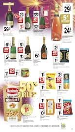 Catalogue Géant Casino en cours, Faites les fêtes - Joyeuses économies à tous !, Page 25