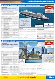 Aktueller Netto Marken-Discount Prospekt, Reisen … zu Netto-Preisen!, Seite 25