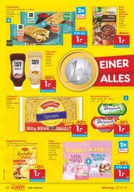 Aktueller Netto Marken-Discount Prospekt, EINER FÜR ALLES. ALLES FÜR GÜNSTIG., Seite 12