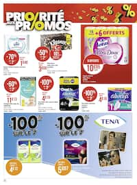 Catalogue Casino Supermarchés en cours, Priorité aux promos, Page 28