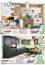 Aktueller porta Möbel Prospekt, porta! Küchenwelt Essen, Seite 6