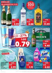 Kaufland Getraenke im Prospekt DER ROYALE WOCHENSTART