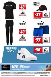 Catalogue Intersport en cours, Style sport assuré, Page 3